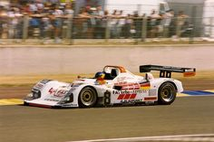 TWR Porsche WSC-95 Le Mans 1997 Michele Alboreto / Pierluigi Martini / Didier…