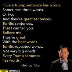 Funniest Political Memes of the Week: George Takei Mocks Trump