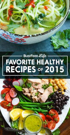 These Healthy Recipes Won 2015