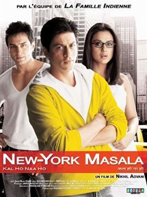 New York masala