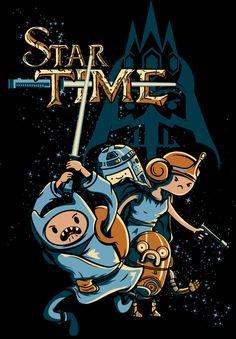 Star Time byAngel Marrufo