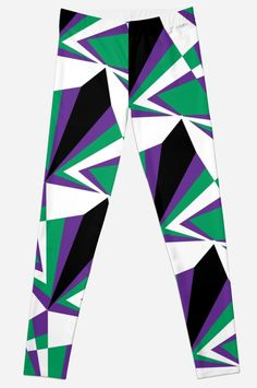 #pattern #coolleggings #leggings #tights #awesome #mosaic #pattern #geometric #patterns #unique #original #design #designer Best Leggings, Geometric Patterns, Artwork Prints, Knitted Fabric, Mosaic, Triangle, Tights, Knitting, Awesome