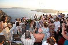 All the best Gillian and Michael from Evangelia your spiritual mother in Santorini!