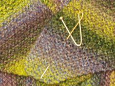 aluminum knitting needle bracelets