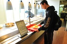 Dutch Quad: There is an assortment of choices for students interested in staying #Kosher while away from home!