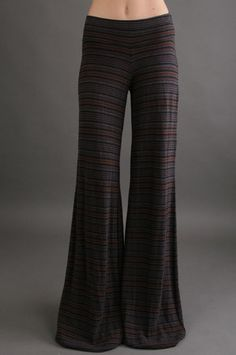 Saint Grace - Fino Wide Leg Pant in Granite    Price: $143.00