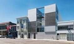 Gallery of 1234 Howard Street / Stanley Saitowitz | Natoma Architects - 1