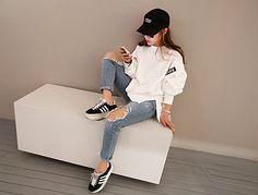 รูปภาพ asian fashion, kfashion, and kstyle
