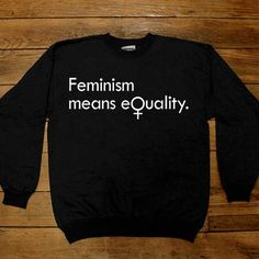 Shirts are printed direct-to-garment as ordered on Gildan t-shirts & tanks. View our sizing chart here: http://www.feministapparel.com/pages/sizes