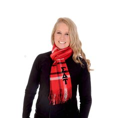 Now available Sigma Delta Tau S... Shop http://manddsororitygifts.com/products/sigma-delta-tau-scarf-plaid-red?utm_campaign=social_autopilot&utm_source=pin&utm_medium=pin