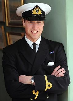 Prince William (William Arthur Philip Louis) (1982-living2013) of Wales, UK in…