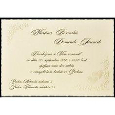 Image result for svadobné oznámenia Place Cards, Place Card Holders, Image
