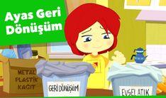 RGG Ayas - Geri Dönüşüm - Düşyeri Drama, Video Film, Youtube, Childhood, Family Guy, Education, Words, School, Fictional Characters
