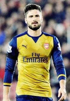 Olivier Giroud #Arsenal