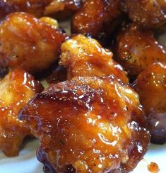 Sweet Hawaiian Chicken - Dream of visiting tropical lands, lounging on the beach, listening to the surf roll in while some Jimmy Buffet wafts through the background…ah Summer!