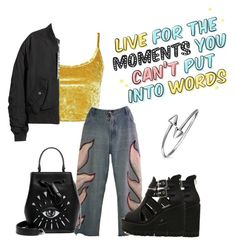 """Regular day at university"" by tilli-777 ❤ liked on Polyvore featuring Topshop, Kenzo and Bling Jewelry"