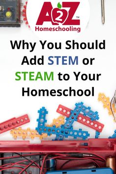 Why You Should Add STEM or STEAM to Your HomeschoolShould you add STEM homeschool activities to your day? YES! Find out why and get STEM resources for homeschooling too! Life After High School, School Life, Steam Activities, Science Activities, Homeschool Blogs, Homeschooling, Teaching Kids, Kids Learning, Leadership Abilities