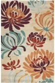 Petals I Rug - Transitional Rugs - Wool Rugs - Rugs | HomeDecorators.com