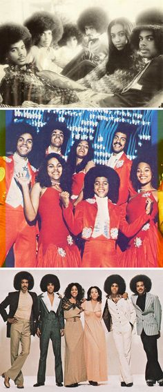 "The Sylvers are a family group, best known for their 1976 #1 hit, ""Boogie Fever""."