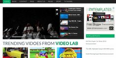 Top 10 Video Blogger templates | The Blogger Guide