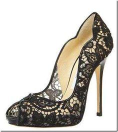 La scarpa più sensuale del mondo  Jimmy Choo
