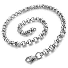 Read more about chain styles and types. - Not sure what the difference is between an achor chain, belcher chain, rope chain or wheat chain? Here is a quick guide to different chain types. Mens Silver Necklace, Men Necklace, Gold Chains For Men, Angel Wing Earrings, Gifts For Friends, Mens Fashion, Modern, Rope Chain, Jewelry