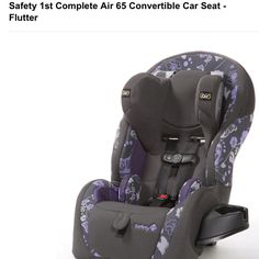 Safety 1st Complete Air 65 Protect Convertible Car Seat | Car seats