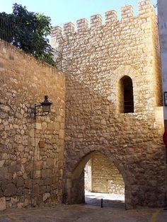 El Portal de Daroca (Teruel )
