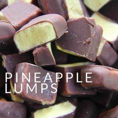 pineapple lumps – the most aussie rocky road ever