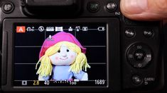 This is what I needed! FOCUS VIDEO: AE and AF lock, AFF, AFS and AFC focus styles on Panasonic Lumix Cameras...