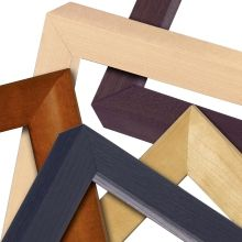Fine Art Framing with Our Wood Picture Frame Collections - American Frame