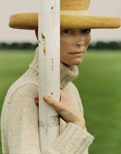 Tilda Swinton - Vogue
