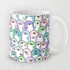 Penguin Snuggles Mug