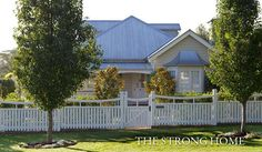 The Strong Home - Traditional Australian Homes by Strongbuild