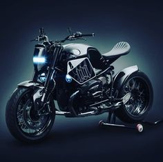 "SAINT MOTORS Co.™ ☠️ 19⚡13 (@saint_motors) on Instagram: ""⚒️⚙️by @mandrillchina BMW R Nine T #bmw #ninet #bike #motorcycle #scrambler #bratstyle #caferacer…"""