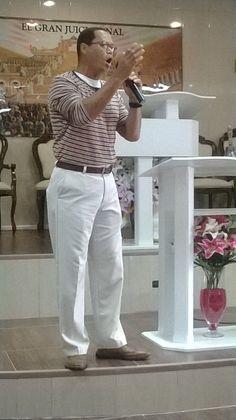 1ra expresión de Jesus predicada por Ruben Caballero en Lucas 23:34