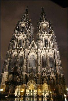 Wallpapers/Imagenes de Catedrales Góticas I