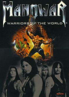 All official and unofficial Manowar Band Poster Metal Music Bands, Heavy Metal Bands, Manowar Band, Hammer Logo, Rock Band Posters, Rock Y Metal, Extreme Metal, Sticker Bomb, Power Metal