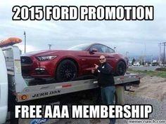 Ford Jokes