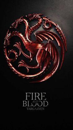 Feuer und Blut, Game of Thrones - Best Garden Tattoo Game Of Thrones Tattoo, Game Of Thrones Artwork, Game Of Thrones Gifts, Game Of Thrones Dragons, Got Game Of Thrones, Game Of Thrones Quotes, Game Of Throne Poster, Game Of Throwns, Blood Wallpaper