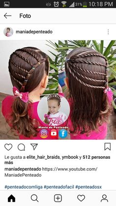 New hair styles updo casual up dos short hair 53 Ideas Sporty Hairstyles, Creative Hairstyles, Little Girl Hairstyles, Braided Hairstyles, Toddler Hair Dos, Victory Roll Hair, Hair Fixing, Roll Hairstyle, Short Hair Updo