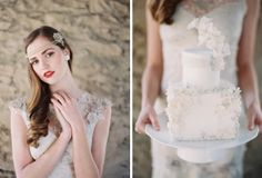 Enchanted Atelier Spring Summer 2014 Lookbook via Wedding Sparrow
