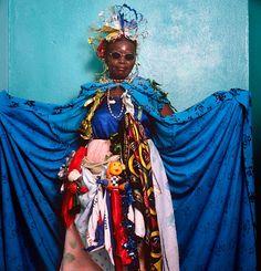 Haitian Vodou Spirits | ... spirits of Haitian Voodoo.The songs are always performed in Haitian