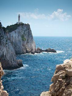 Lefkada Lighthouse