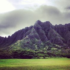7. Ko'olau Mountains, Oahu