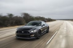 195.2 MPH HPE700 Supercharged Ford Mustang _____________________ WWW.PACKAIR.COM