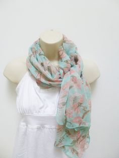 2013 fashion Infinity scarf  Woman Fashion by DREAMSCARFS on Etsy, $11.00