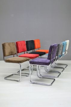 Ridge stoelen / Ridge chairs