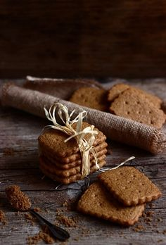 MIEL & RICOTTA: Speculoos #cookies #brown