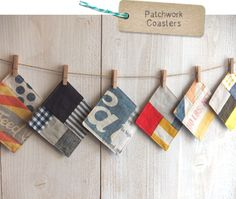 Patchwork Coaster | fabrickaz + idees
